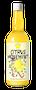 Een icoontje van een fles Bunker siroop